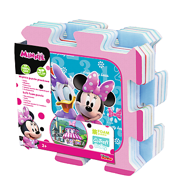 3be8a76a6 MPK: pěnové puzzle Minnie